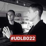 UDLB podcast 022 OPTIMIST ( E2C / TLN ) @Underlab Toulon 03.03.2018