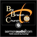 The Who, What, Why, and How of Big Branch Church