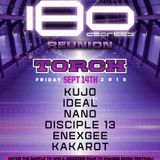 TORCH: Disciple 13 - Live @ Torch - 9.14.18 [180 Degrees Reunion]