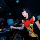 Miss Kittin - live at Nuits Fauves (Paris) - 04-feb-2017 - hour 4