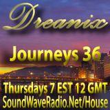 Journeys 36 - Deep Minimal Groove