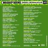 Waddupsound vol8 - dancehall reggae 2011