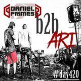 Daniel Primes b2b ARI - #day420