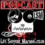 Mafia Kiss - Life Support Machine Podcast #14