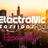 ElectroNic Sessions Radio Podcast Episode 002