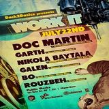 Doc Martin @ Work It- Public Works, San Francisco- July 22, 2011