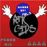 Ras Gass - Handz Up! Vol.3