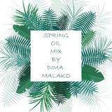Spring Oil Mix