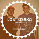 MIXTAPE #10: LOST OSAKA - MENU KEBABBIE