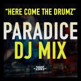 """""""Here Come The Drumz"""" - DnB Mix by Dave Paradice (2005)"""