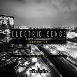 Electric Sense 026 (February 2018) [Guestmix by Deep-J]