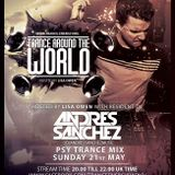 Trance Around The World With Lisa Owen EPISODE 085 ANDRES SANCHEZ