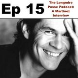 Interview with Longmire actor A Martinez