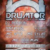TentacleZ Drumtor Minimix