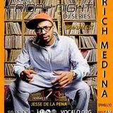 DJ / Producer Rich Medina interview with JDLP 10.12.12