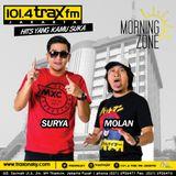 Surya Molan MorningZone TraxFMJKT 9 November 2016