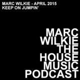 Marc Wilkie - April 2015 - Keep on Jumpin'