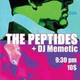 DJ Memetic - Opening for The PepTides at Irenes Pub - Feb 18, 2012