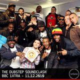 The Dubstep Soundclash [London v Midlands v Manchester v Bristol] - BBC 1xtra - 11.12.2010