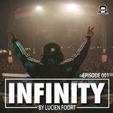 Episode 001 - Infinity Radio by Lucien Foort