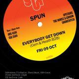 Cem Ceylan Spun Love Bug mix/ Spun 9th October Horse and Groom