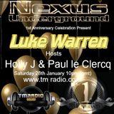 Nexus Underground - Luke Warren - 1st anniversary