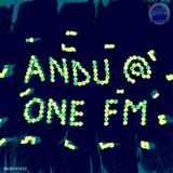 Andu @ One FM (22.11.2014)