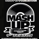 "Mash Up ""Strictly Black Grooves"" - Puntata N. 01 - Stagione 2019/2020 - 7 Inch Rap 80"
