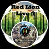 Red Lion Live @ Harvest Festival 2013