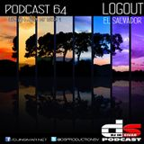 DS (DJ IN SIVAR) PODCAST 64 - LOGOUT ( LIVE @ I LOVE MY HOUSE 4 )