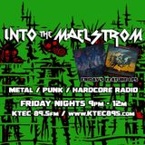 INTO THE MAELSTROM - Metal / Punk / Hardcore Radio #43 - 03.13.2020
