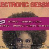 Electronic Session [18.09.2014] ALFX - VINYL'Z REFRESH