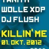 my Set at SO36, Berlin 2012-10.01