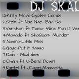 Dj skalaba - Gyallis Games Mixtape .