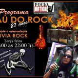 Programa BAÚ DO ROCK  -06/Dezembro/2016 - Web Rádio Rock Ntion