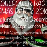 50 Shades of Soul 4th Birthday Show on Soulpower Radio.com