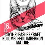 Kolombo - Live At Suara Kitties Wanna Dance, Booom (Ibiza) - 16-07-2014 [Sh4R3 OR Di3]