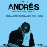 radio love love episode #171 w Andrés aus dem Roxy Club CGN