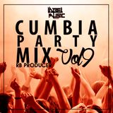 Cumbia Party Mix Vol.9 Mixed By RB Producer