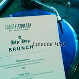 Episode 455-CJMP Hip Hop Brunch 45 Preview-The Stunt Man's Radio Show