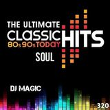 Back to Soul 80s-90s_mixed by DJ Magic