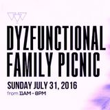 LIVE @ Dyzfunctional Family Picnic 2