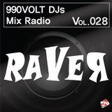 990VOLT MIX RADIO VOL.28 RAVER