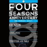 Steve Lorenz @ Four Seasons 28.03.2014