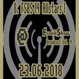 FSBS14 Allstars (Teil 1) - Live at FreakShow Broadcast Vol. 14 (23.06.2018 @ Mixlr)