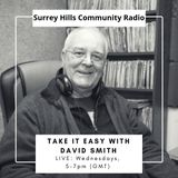 Take It Easy with David Smith - 17 04 2019