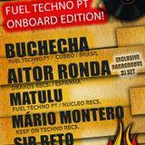 Buchecha @ Fuel Techno PT - Porto Rio - Oporto - PT - 27.04.2012