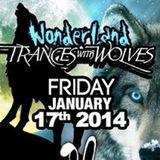 John D Live at RISE Boston - Wonderland 1/17: Trances with Wolves
