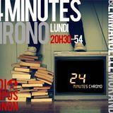 24 minutes chrono - Radio Campus Avignon - 23/01/12