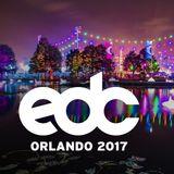 Marshmello – Live @ Electric Daisy Carnival (Orlando, Florida) – 10-11-2017